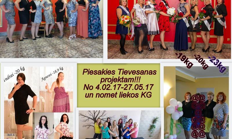 """Jelgavas māmiņu klubs līdz 31.01.17 gaida pieteikumus projektā """" Tievējam kopā ar Jelgavas māmiņu klubu 4"""""""