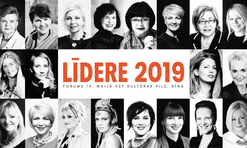 Facebook KONKURSS: Laimē ielūgumu uz Forumu LĪDERE 14.maijā!
