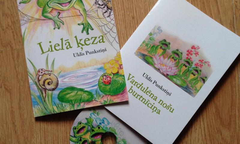 """""""ZELTA MIKROFONA – 2014"""" nominants izdod mūzikas albumu bērniem"""