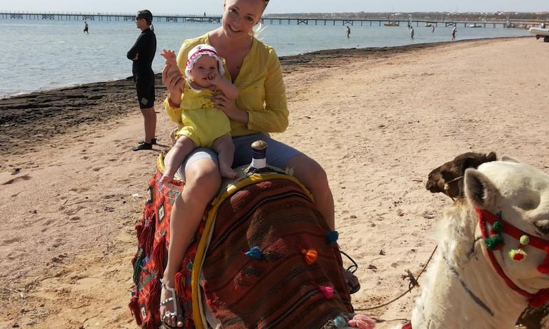 Superbēbītes māmiņas blogs: Ceļojoums - 4.daļa - Charming Shram!