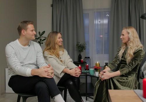 20.decembra Māmiņu Kluba TV raidījuma lielajā intervijā - Renārs Zeltiņš un Ieva Koha–Zeltiņa