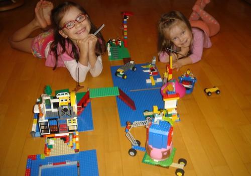 Lego pilsēta