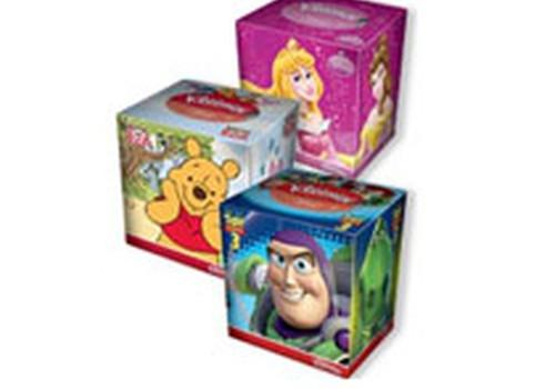 Piedalies aptaujā un laimē Kleenex® Disney papīra kabatlakatiņus!
