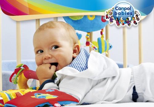 VIKTORĪNA: Līdz kādam vecumam ir paredzēti Canpol Babies māneklīši?
