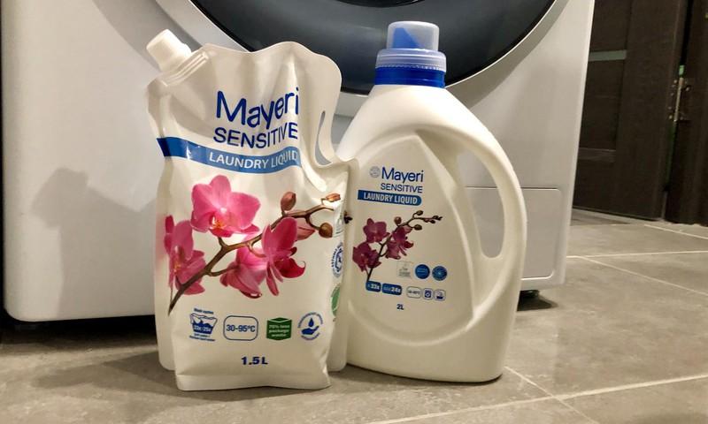 Mayeri - veļas mazgāšanas līdzekļi