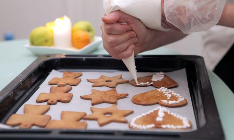 Gatavojamies Ziemassvētkiem! Fotopadoms: kā pagatavot piparkūku glazūru?