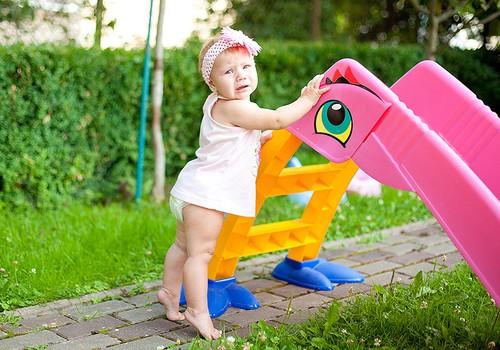 Kā bērniņam iemācīt dejot?