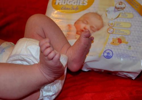 Mūsu JĀ - jaunajām Huggies Elite Soft