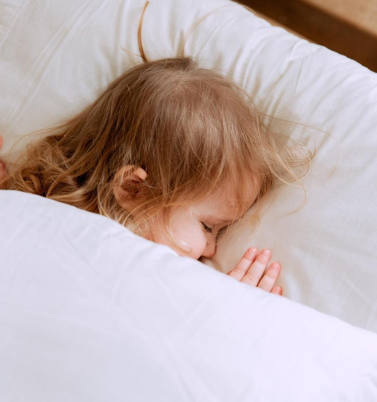 3 padomi vieglākai bērna gulēt nolikšanai