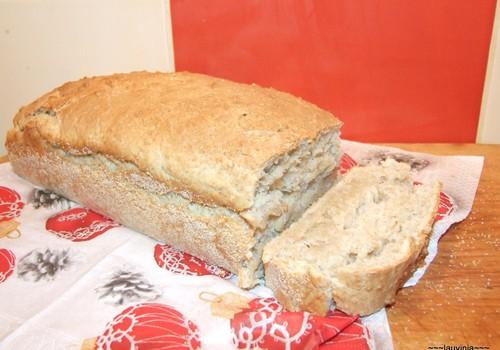 Veselīga brokastu maize tiem, kuri virtuvē nejūtas kā guru