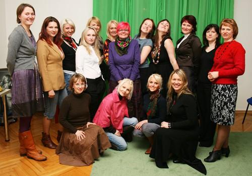 Sieviešu Klubs - tas ir online sievišķīgs žurnāls ģimenes sievietēm!