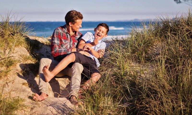 Idejas, kā pieaugušajiem dēliem aizraujoši pavadīt laiku kopā ar saviem tēviem.