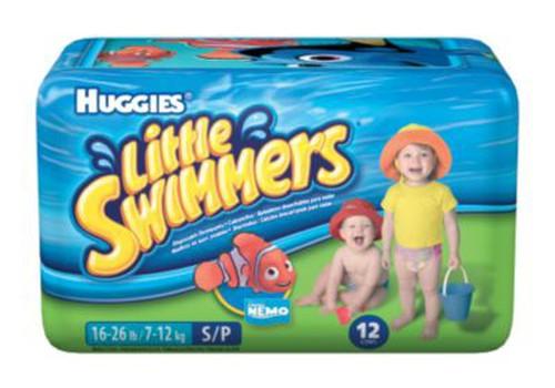 Kur iegādāties Huggies® Little Swimmers® peldbiksītes?