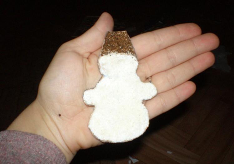 Smaidīgie sniegavīriņi