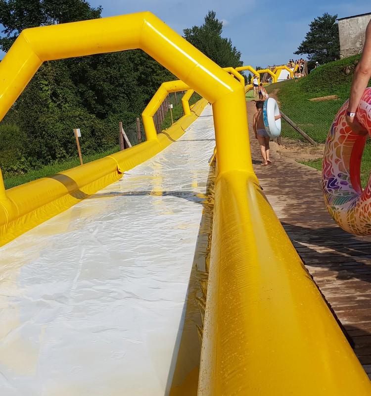 Slip'n slide Ogre