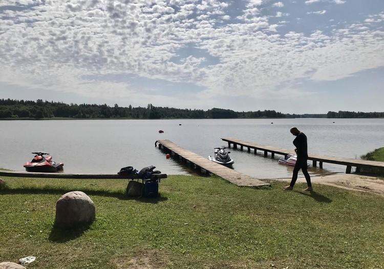 Meklējot ideālo ezeru ūdenssportam