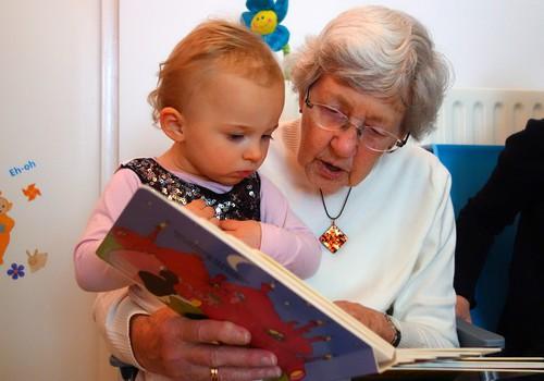 Idejas vecmāmiņas dāvanai Mātes dienā