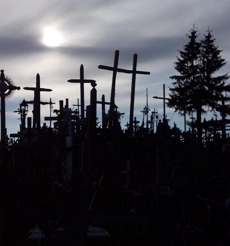 Krusta kalns Lietuvā