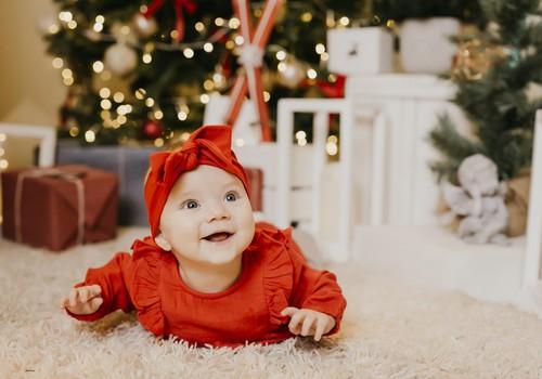 Huggies® sveic Ziemassvētkos!