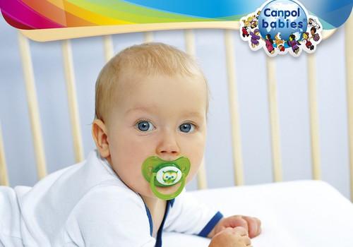 Canpol Babies VIKTORĪNAS pirmā balva ir klāt!