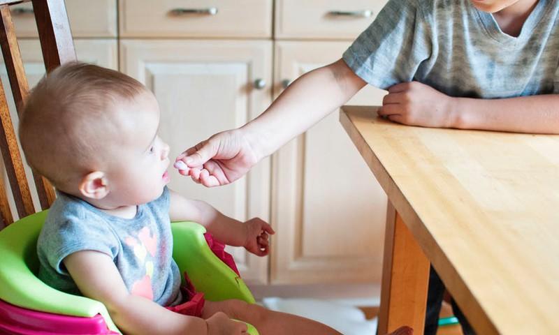 Kā veidot mazuļa ēdienkarti pēc 5 mēnešu vecuma ONLINE lekcija 7.aprīlī