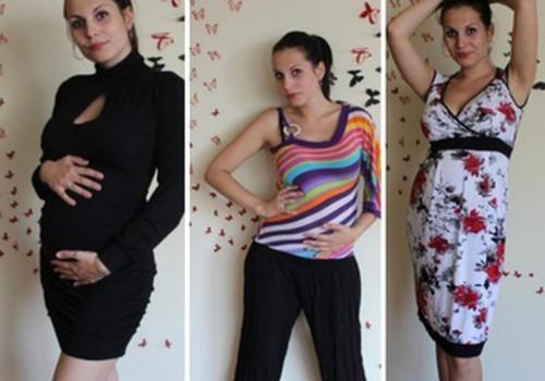 SABĪNES BLOGS:Topošo māmiņu modesskate. Un ko tu velc mugurā?