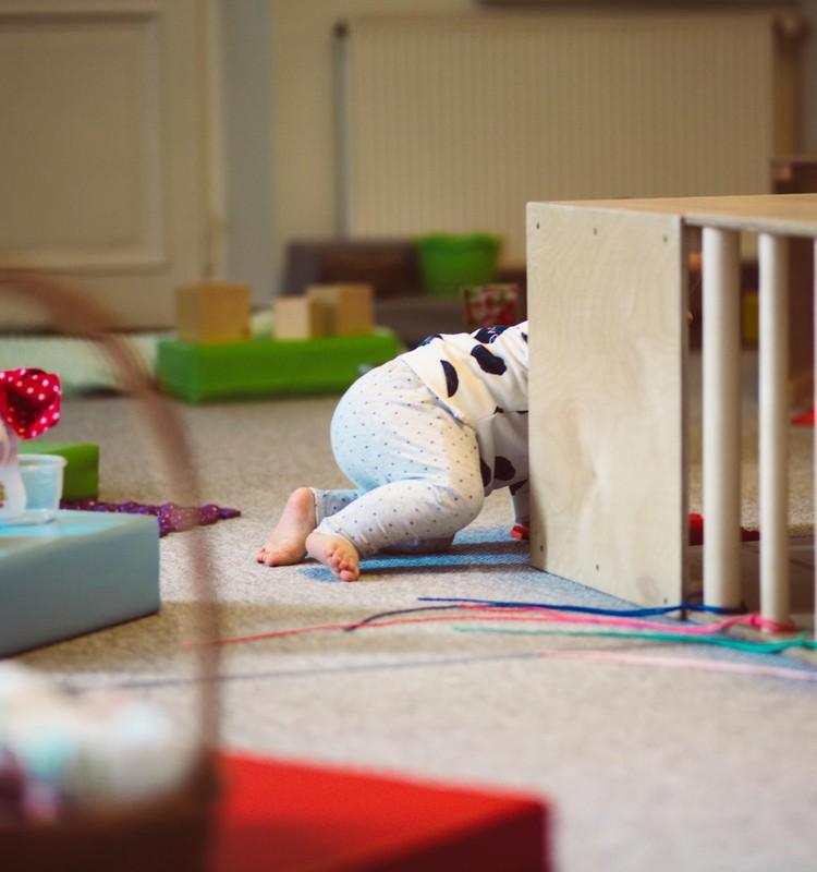 Kā rotaļājas mazulis no dzimšanas līdz 1 gadam. Fizioterapeites Klaudijas Hēlas lekcija ONLINE 2.aprīlī