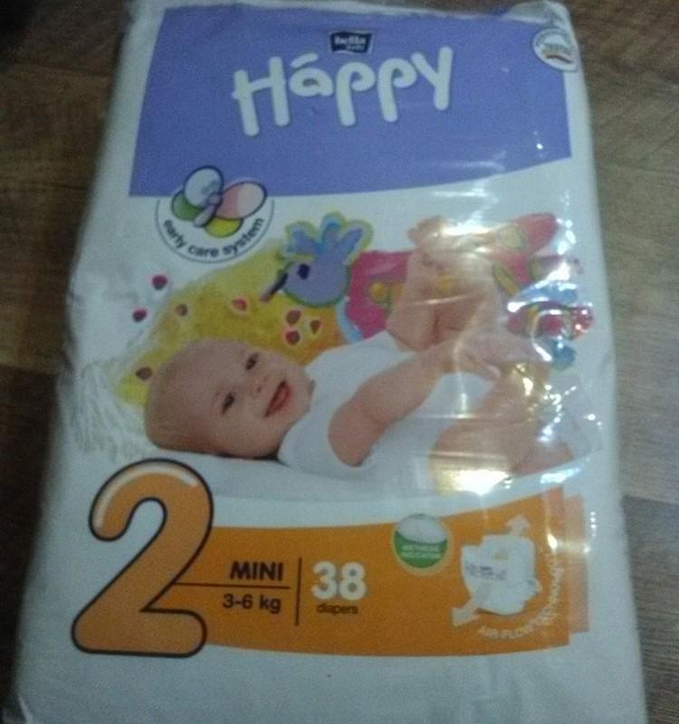PĀRDODU vai MAINU, 2 izmēra bella happy baby pamperus.