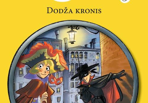 """""""Agata Mistērija""""– detektīvgrāmata bērniem, kam patīk risināt noslēpumainus noziegumus"""