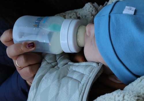 Philips Avent pretkoliku pudeles tests