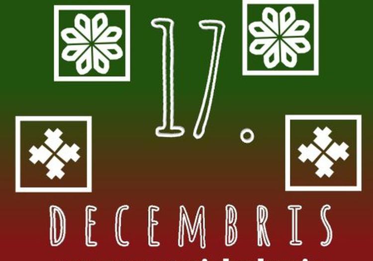 17. decembris - Karstās līmes vitrāžas #mansmaterialuskapis