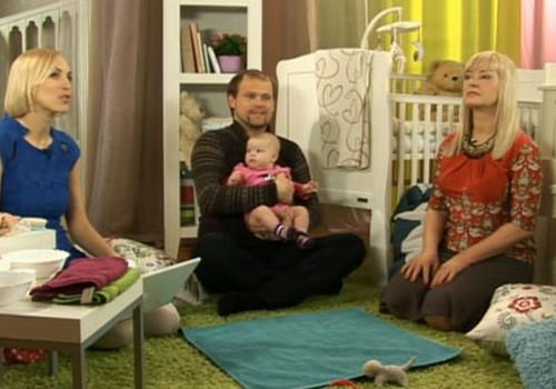 ONLINE TV videosaruna: Mazuļa aprūpe un kopšana kopā ar bērnu māsu Elitu Svarenieci