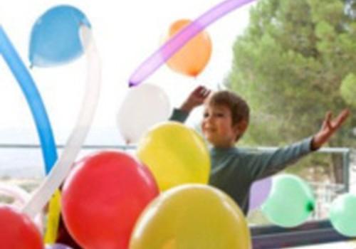 Kā sarīkot bērnu balli?