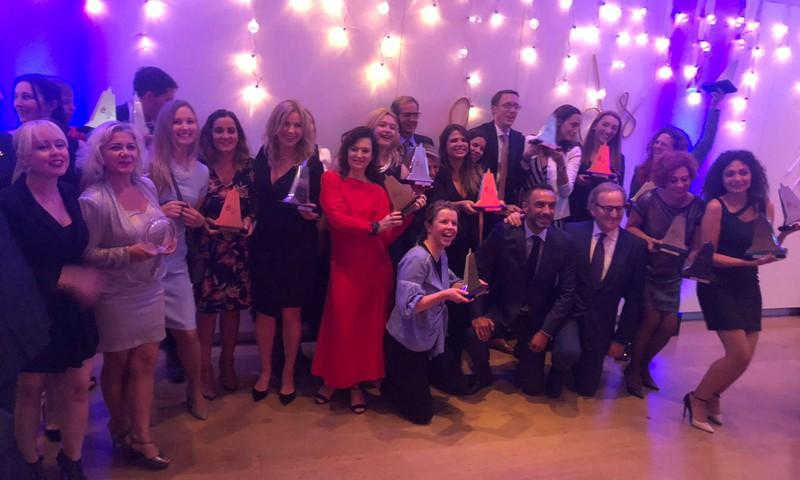 Labdarības akciju «Dalies un samīļo» Eiropas tirdzniecības centru konkursā apbalvo ar sudraba godalgu