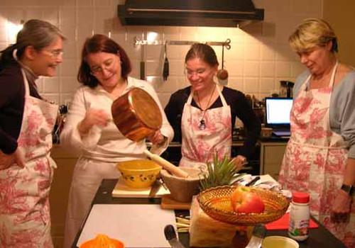 Vai Tu gribētu apmeklēt pavārmākslas nodarbības? Aizpildi anketu un laimē!