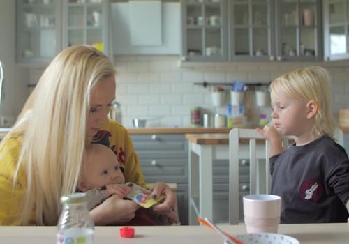 Kāpēc ir svarīgi veidot bērna ēšanas paradumus?