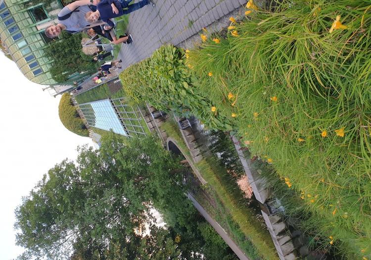 Gaisa dārzs Varšavā