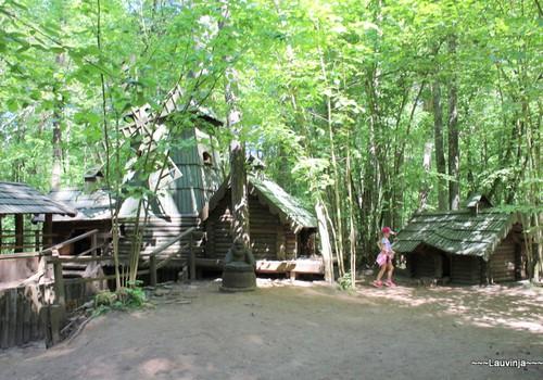 Piedzīvojumu pilna diena Tērvetes dabas parkā