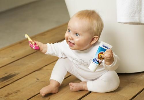 Piesakies JORDAN Dental mazuļu zobu pastas testiem! 10 testētājas!