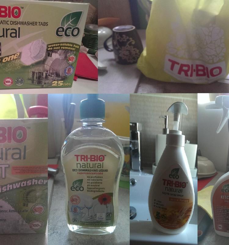 TRIO-BIO produkti