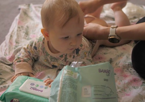 Superbēbis 2020: Autiņbiksīšu nomaiņa aktīvam mazulim