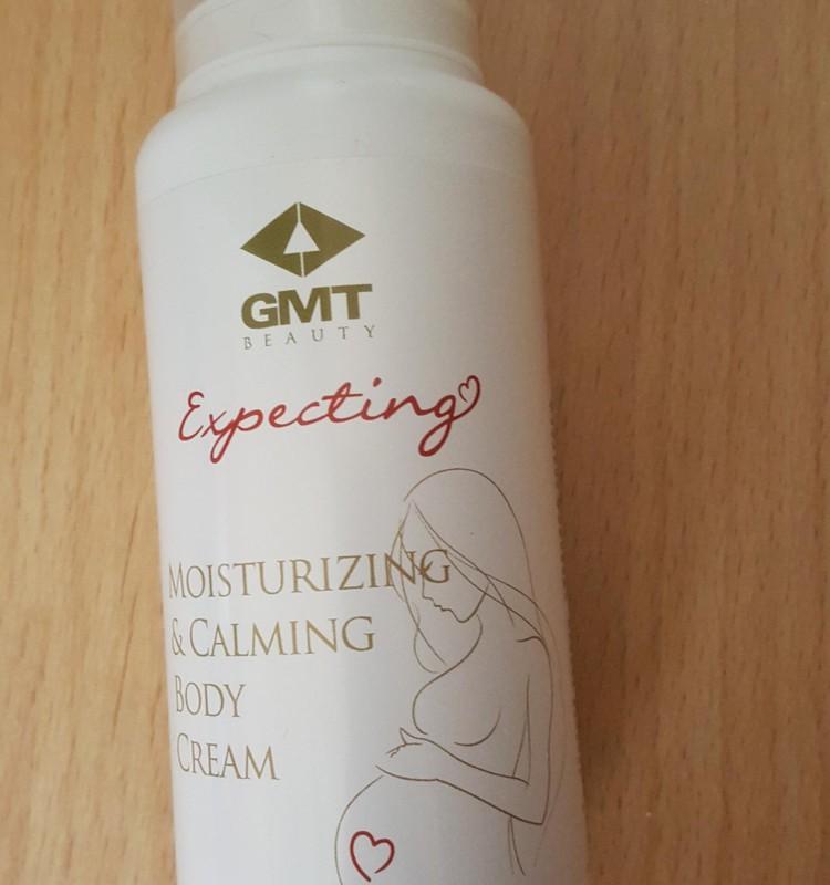 GMT Beauty ķermeņa krēms īsā laikā sausu ādu padara mīkstu un maigu
