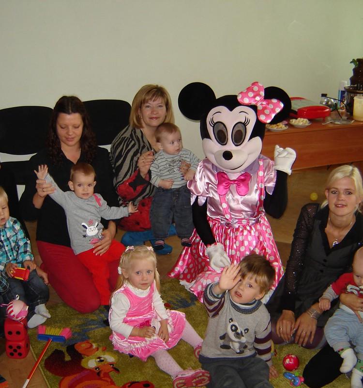 Jelgavas māmiņu klubs aicina uz satikšanos 9.oktobrī!!!