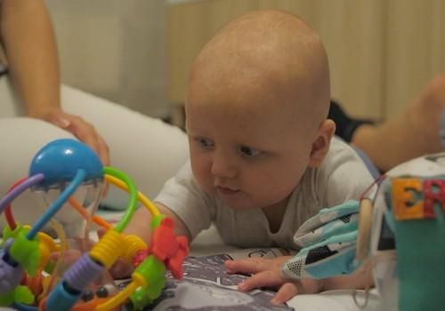 Kāpēc mazulim var rasties autiņbiksīšu dermatīts?