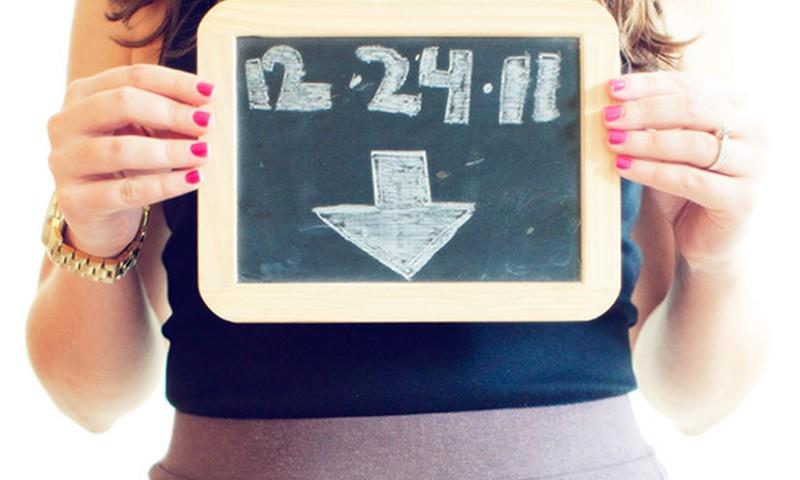 5 radošas idejas, kā paziņot par grūtniecību