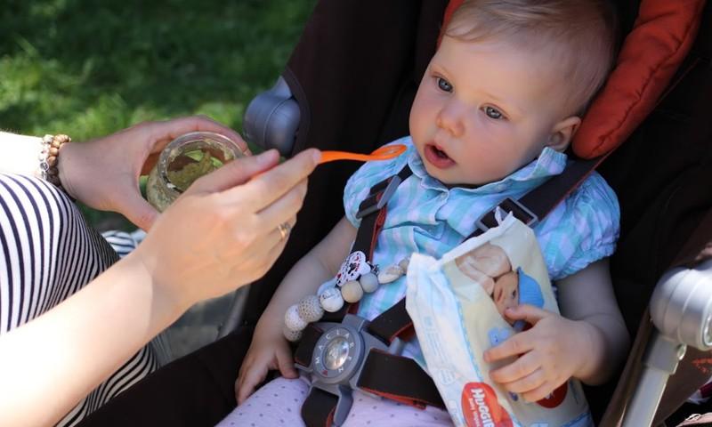 Vasara - laiks, kad varam paplašināt bērnu ēdienkarti