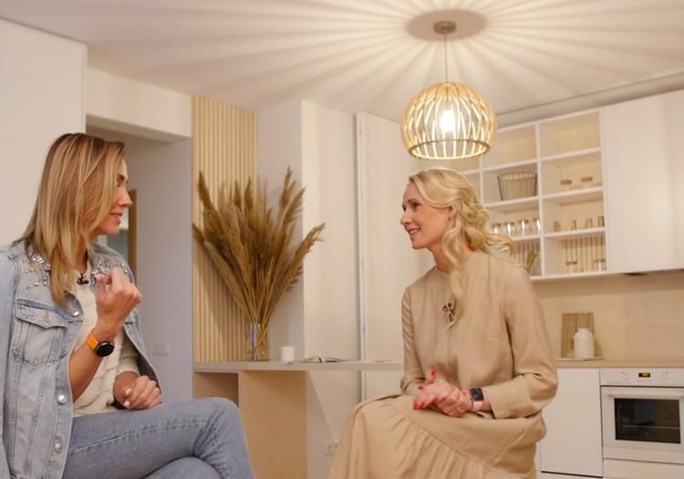 23.februāra TV raidījuma lielajā intervijā - Maija Armaņeva