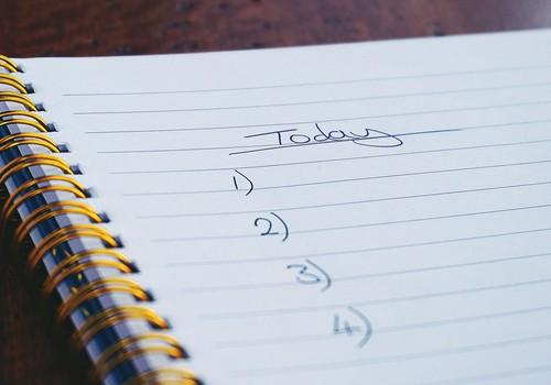 Covid-19 laikā mana dzīve sastāv no neskaitāmiem sarakstiem un plāniem