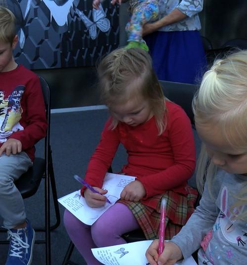 Iepazīsti laikmetīgo mākslu ar bērniem- KIM? atraktīvās nodarbības!