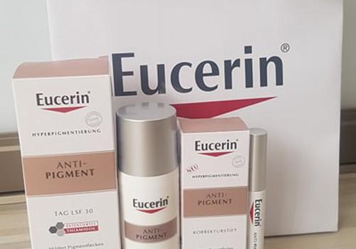Testēju Eucerin Anti-Pigment kremu un serumu